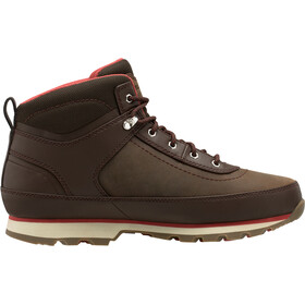 Helly Hansen Calgary Chaussures Homme, coffe bean/natura/red brick